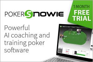 PokerSnowie Free Trial