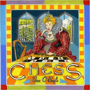 Chess by Úna O'Boyle from Ginger GM