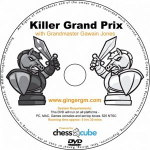 Killer Grand Prix with GM Gawain Jones