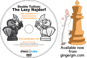 The Lazy Najdorf from Ginger GM