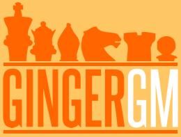 Ginger GM - Chess Grandmaster Simon Williams