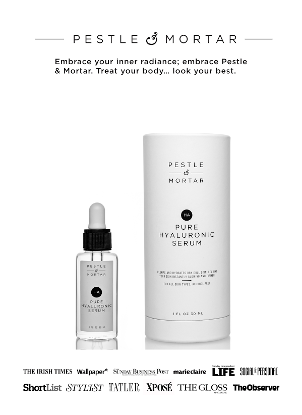 Pestle and Mortar serum