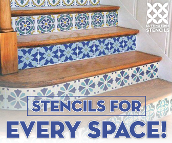 Stencil, stencils, wall stencil, stencil designs, stencil pattern, stenciling