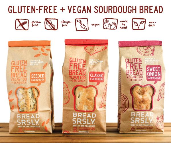 Bread SRSLY Gluten-Free Sourdough