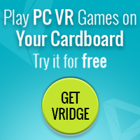 Play PC VR with Cardboard!